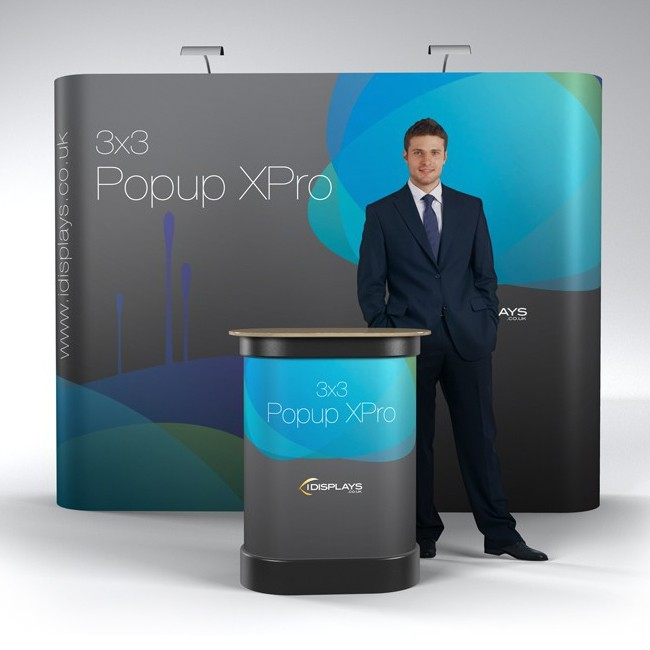 Popup Stand