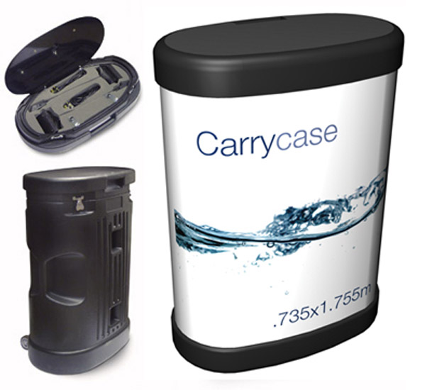 Exhibition Stand Carry Cases : Popup stand
